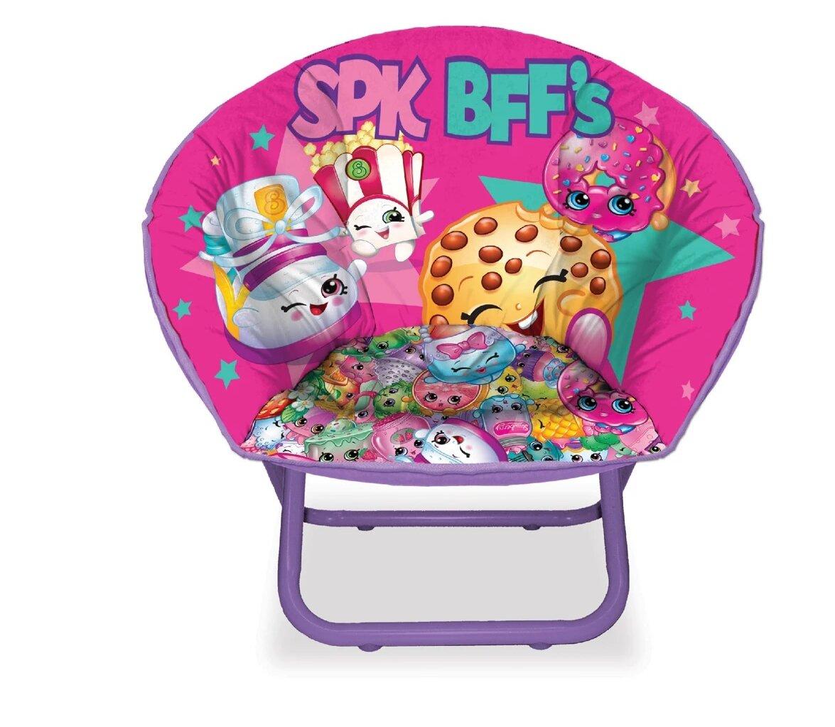 Idea Nuova Shopkins Kids Saucer Chair Wayfair