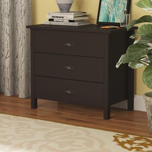 Alonesos 3 Drawer Chest by Andover Mills