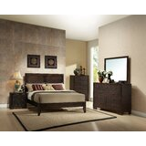Bali Platform Configurable Bedroom Set by Red Barrel Studio