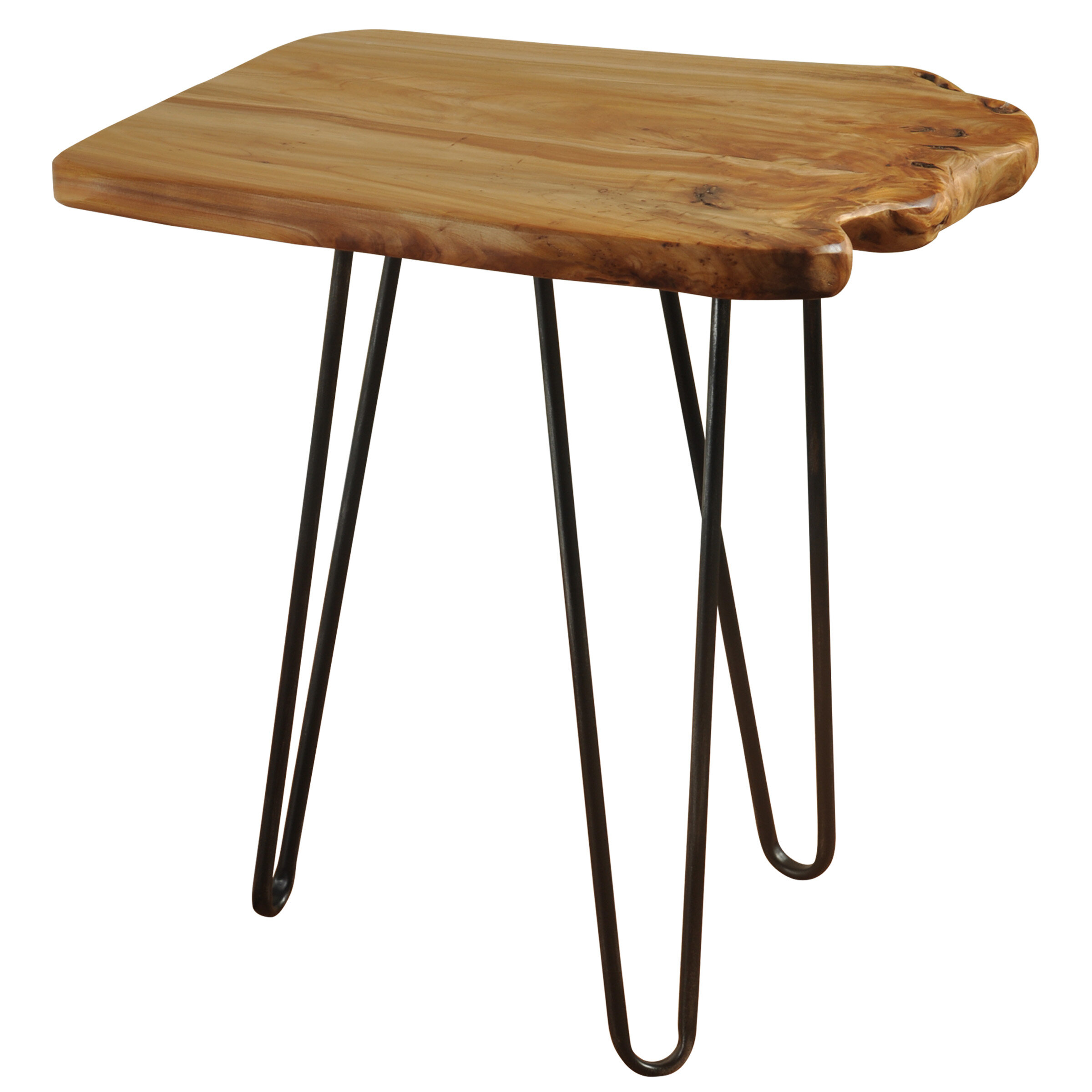 Union Rustic Knowles End Table | Wayfair
