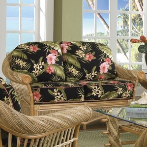Maui Twist Loveseat by Spice Islands W..