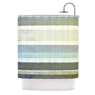 No Limits by CarolLynn Tice Single Shower Curtain