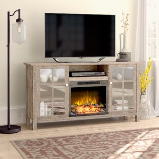 Great Price Benoit TV Stand for TVs up to 65 with Fireplace by Laurel Foundry Modern Farmhouse Reviews (2019) & Buyer's Guide