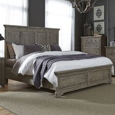 Barkell Panel Bed by Darby Home Co