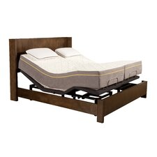 12 Memory Foam Mattress and M1500 Adjustable Base by Alwyn Home
