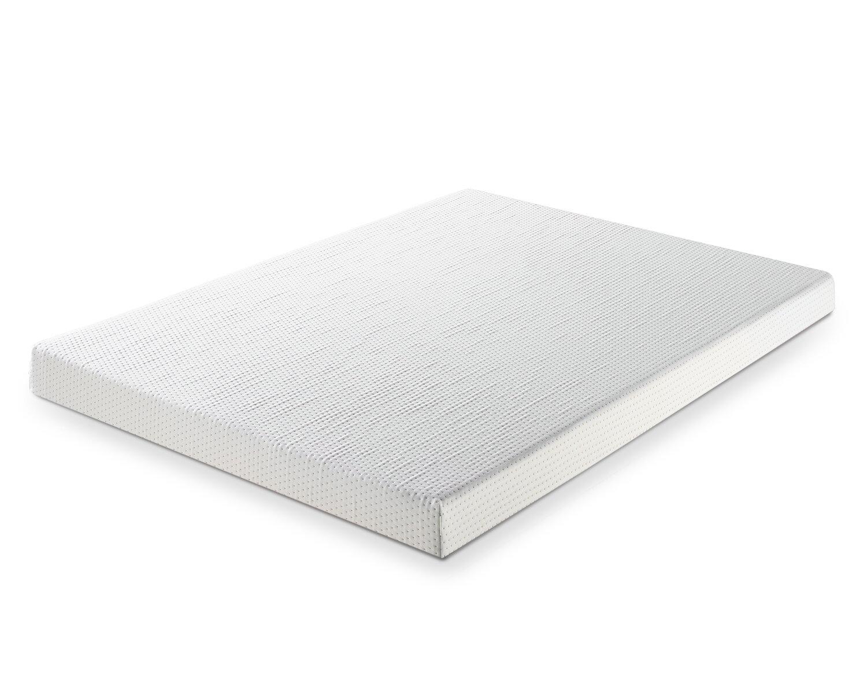 Alwyn Home Lathrop Biofusion 5 Firm Memory Foam Mattress Reviews Wayfair
