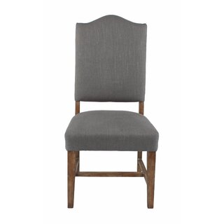 Agustin Upholstered Dining Chair (Set of 2) by Ophelia & Co. SKU:DB209728 Description