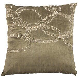 Bridgeville Beaded Throw Pillow (Set of 2)