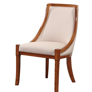 Barwyn Upholstered Dining Chair (Set of 2) DarHome Co