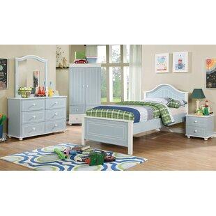 Cleo Configurable Bedroom Set by Harriet Bee