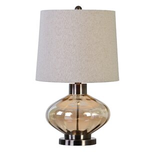Great choice Cullen 26.25 Table Lamp By Rosecliff Heights