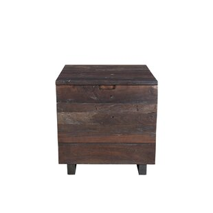 Sherika End Table with Storage