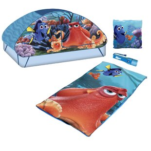 Finding Dory 4 Piece Play Tent by Linen Depot Direct
