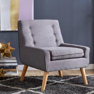 Slipper Chair by Mercury Row
