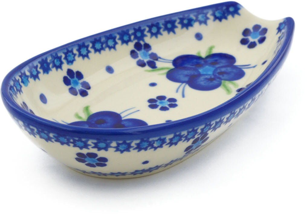The Holiday Aisle Royall Pottery Spoon Rest Wayfair