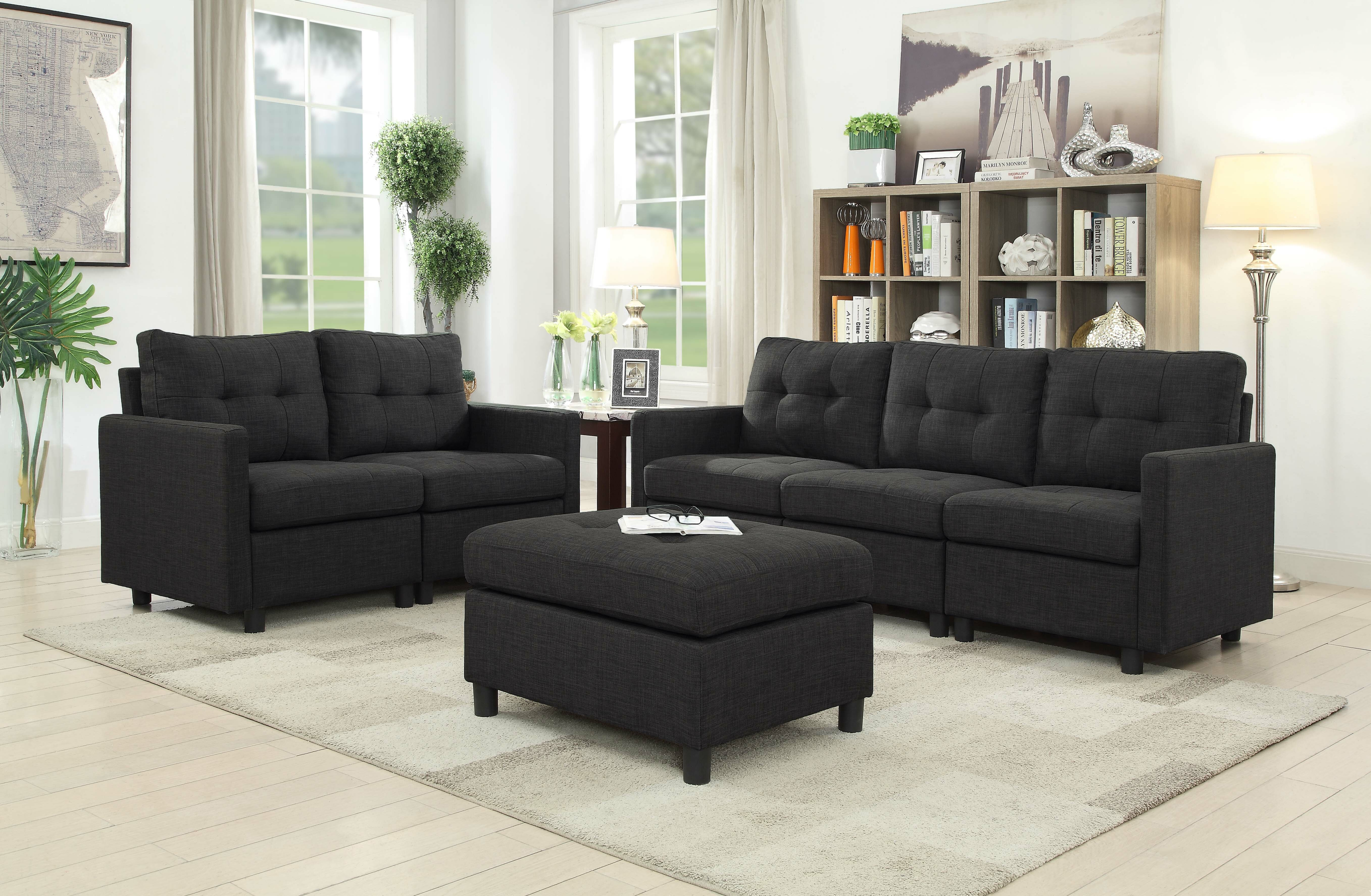 Wetherby 3 Piece Living Room Set