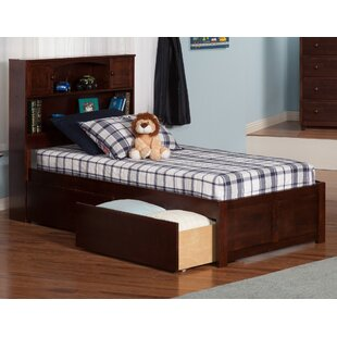 Pitcock Extra Long Twin Platform Bed with Storage