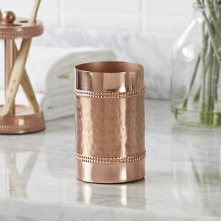 Bartel Hammered Copper Tumbler