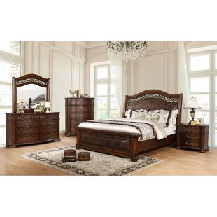 Laguna Sleigh Configurable Bedroom Set