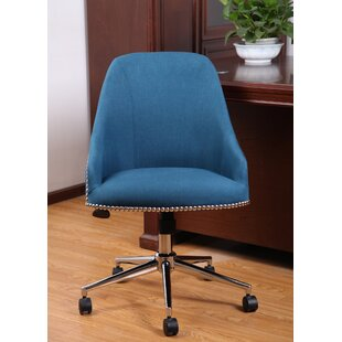 Ried Mid-Back Desk Chair Mercury Row