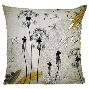 Dandelion Pillow Wayfair