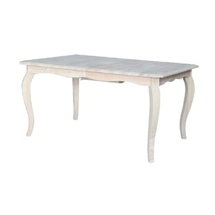 Lynn Extendable Dining Table Mistana