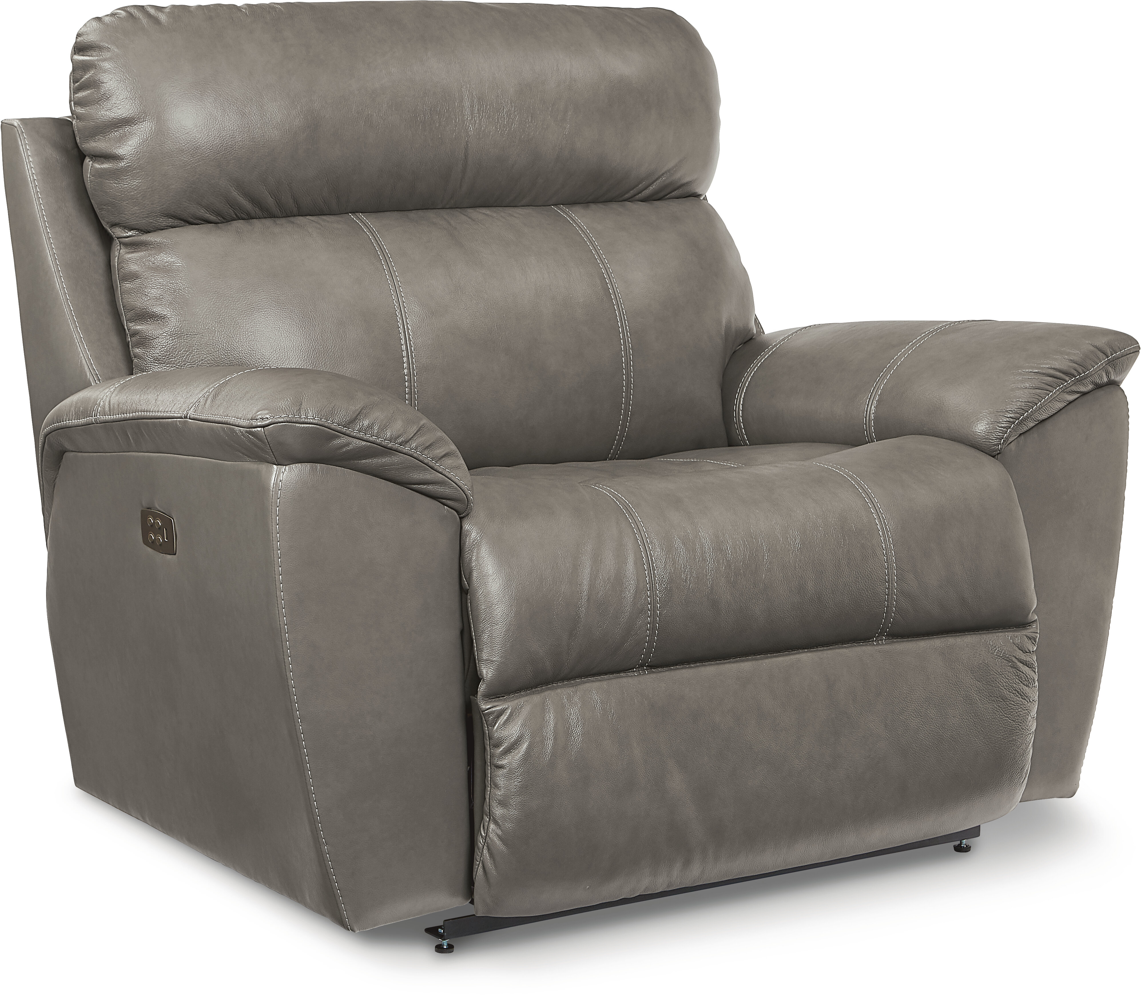Superb Roman Leather Power Recliner Caraccident5 Cool Chair Designs And Ideas Caraccident5Info