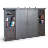 Gabriel Solid Wood Entertainment Center for TVs up to 60 by 17 Stories
