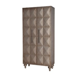 Rourke Shoe Armoire by Bungalow Rose