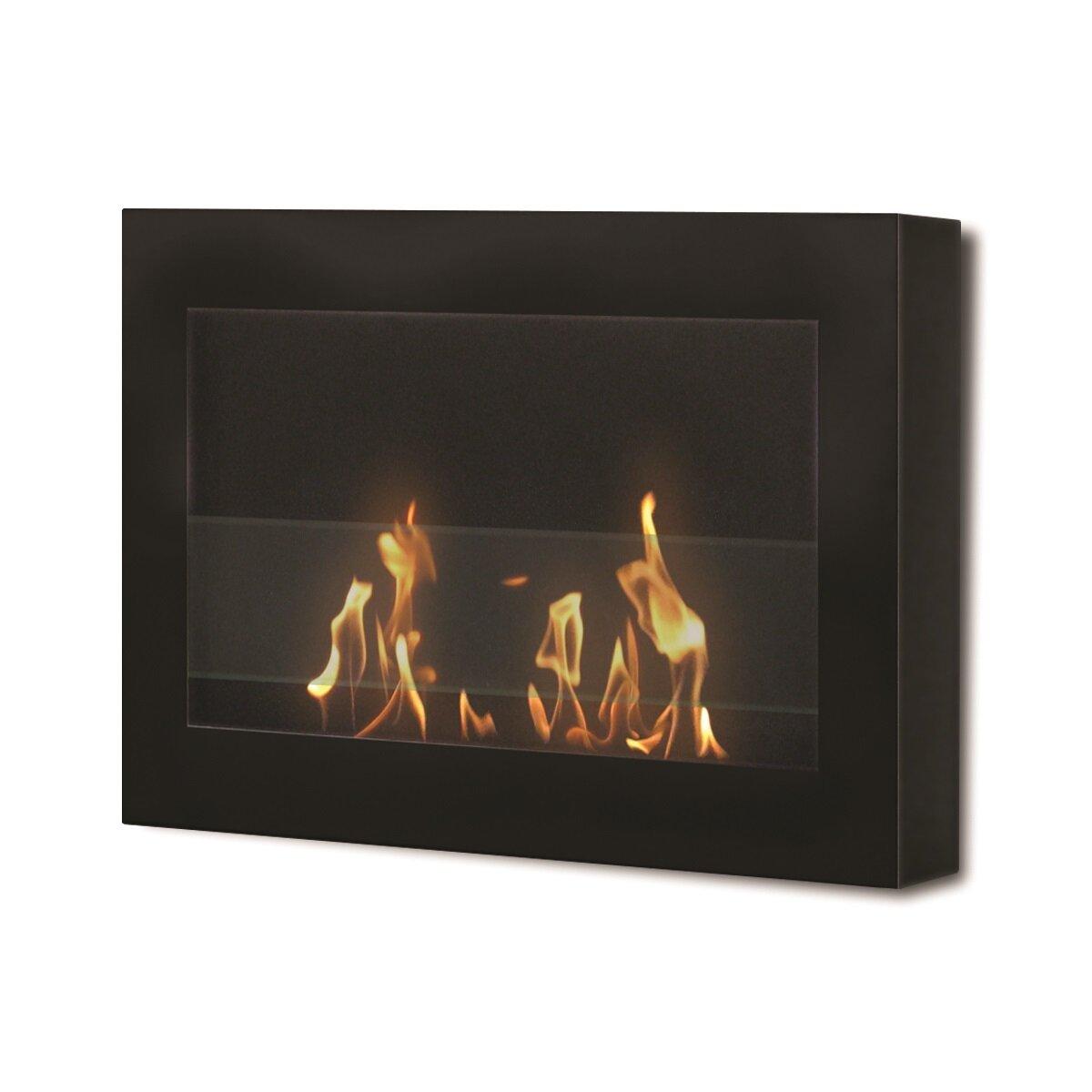 Anywhere Fireplace Soho Wall Mounted Bio Ethanol Fireplace