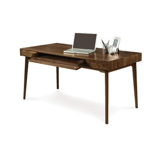 Catalina Solid Wood Computer Desk by Copeland Furniture 2019 Coupon