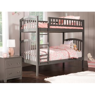 Buy luxury Jackie Twin over Twin Bunk Bed by Viv + Rae Reviews (2019) & Buyer's Guide