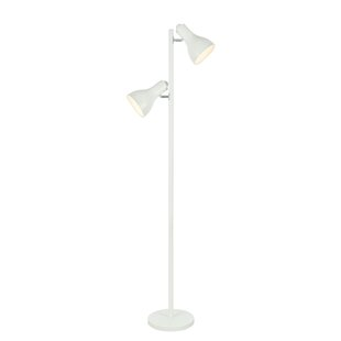 Affordable Sessoms 2-Light Adjustable 63 Tree Floor Lamp By Latitude Run