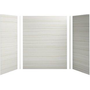 Order Choreograph 60 x 36 x 72 Shower Wall Kit ByKohler