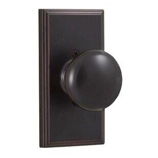 Oil Rubbed Bronze Door Knobs Youu0027ll Love | Wayfair