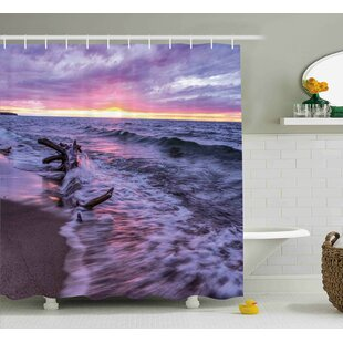 Long 72 X 84 Highland Dunes Shower Curtains Shower Liners You Ll Love In 2021 Wayfair