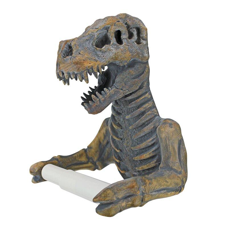 Design Toscano T Rex Dinosaur Skeleton