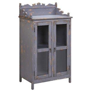 Alex Cabinet 2 Door Accent Cabinet by One Allium Way