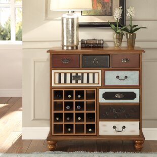 Montreuil Wine Accent Chest