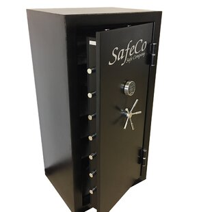1 Hour Fire Rating Gun Safe with Electronic Lock by SafeCo