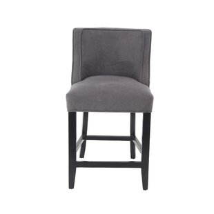 Aahil Eclectic 25 Bar Stool Alcott Hill