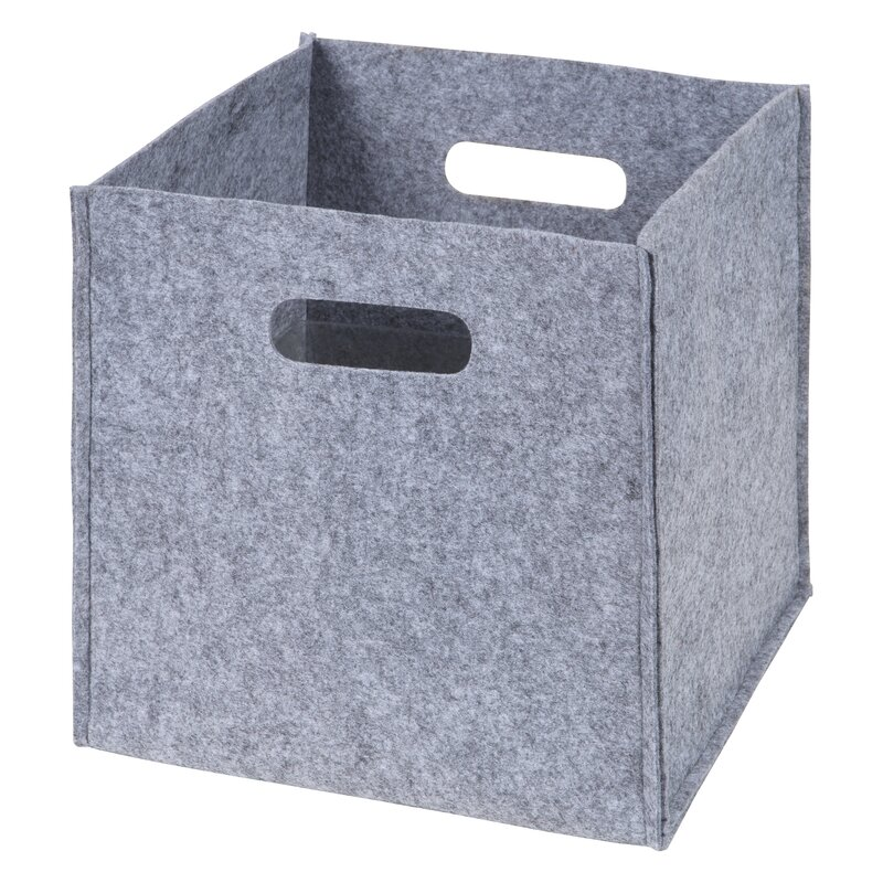 Perfect Felt Storage Cube