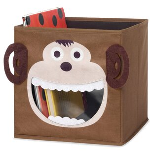 Monkey Collapsible Storage Cube