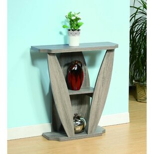 Mayes Wooden Console Table