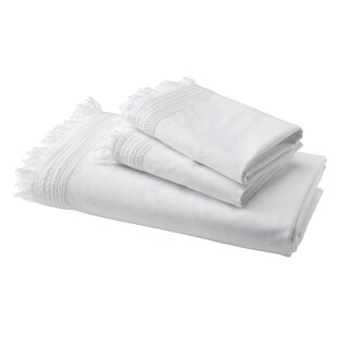 Laflamme 200 Thread Count Flat Sheet By Mistana