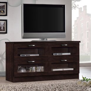 Reviews Chriopher TV Stand for TVs up to 49 by Ebern Designs Reviews (2019) & Buyer's Guide