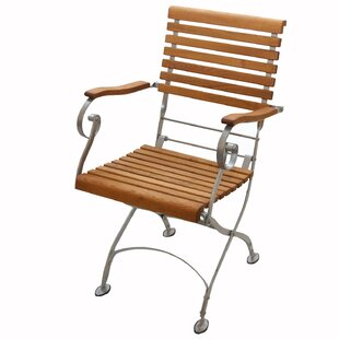 Pinder Folding Patio Dining Chair