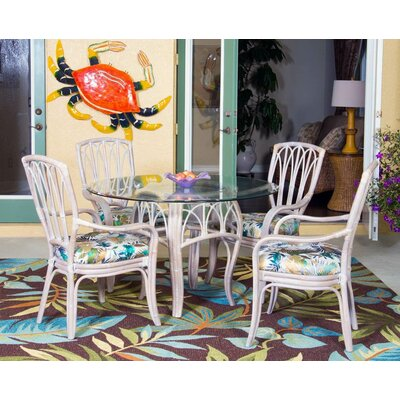 Bay Isle Home Presley 5 Piece Breakfast Nook Dining Set