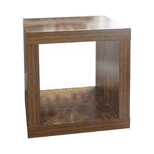 Beistelltisch Haddad Cube von World Menagerie