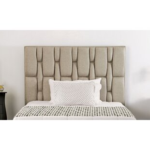 Bargain Upholstered Panel Headboard by Brayden Studio